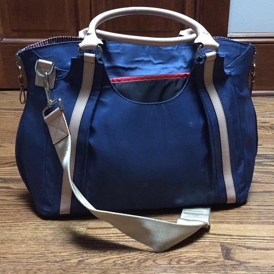 Danzo Baby Blue Smoke Diaper Bag Image 3