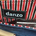 Danzo Baby Blue Smoke Diaper Bag Image 5