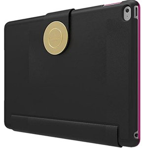 Kate Spade NIB KATE SPADE MAGNET FOLIO FOR IPAD AIR 2 CASE COVER BAG BLACK