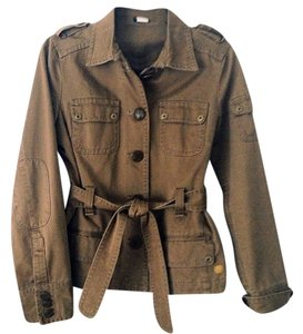J.Crew Boyfriend Fatigue Army Cargo Military Jacket
