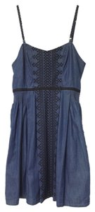 Free People short dress indio wash on Tradesy