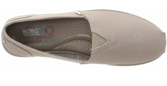 Skechers taupe Flats Image 2