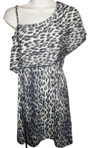 Jamison short dress Leopard print on Tradesy