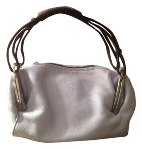 Sondra Roberts Satchel in Light Lilac