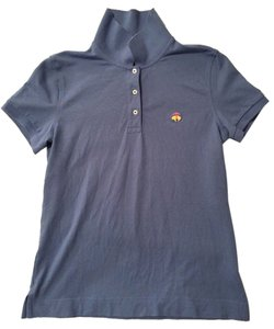 Brooks Brothers Polo Polo Shirt Classic Polo Shirt Polo Shirt Button Down Shirt Blue