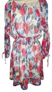 Allen Schwartz short dress Floral on Tradesy