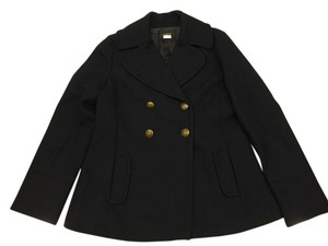 J.Crew Wool Preppy Pea Coat