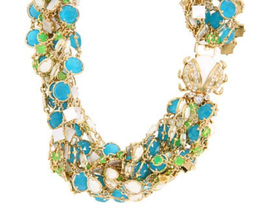 Kate Spade Kate Spade New York Caledonia Twisted Necklace