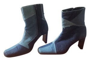 Xhilaration blue Boots