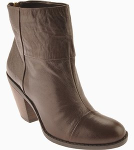Bandolino Ankle Bootie Leather Dark brown Boots