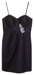 Bill Levkoff 169 Euro Plum Plum Bridesmaid Cocktail Wedding Style 169 Dress