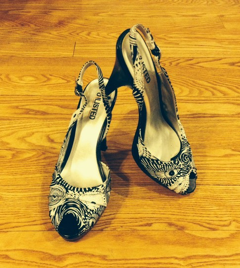 Other Black & White Pumps