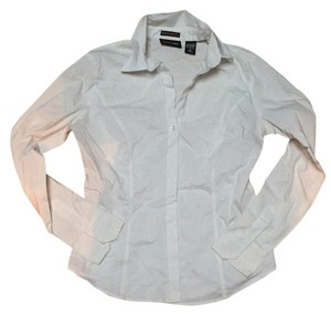 New York & Company Button Down Shirt