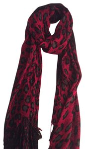 Express Leopard Scarf