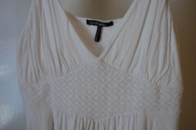 Daisy Fuentes Top White