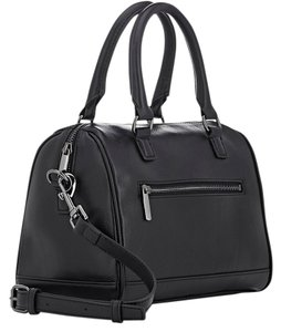 Barneys New York Satchel in BLACK