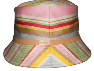 Coach Coach Stripe Crusher Hat 2776