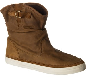 Vans Prairie Brown Leather Boots