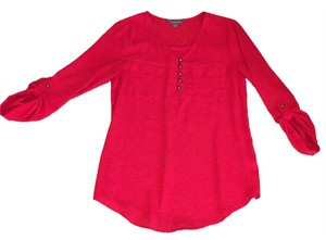 Tinley Road Top Red