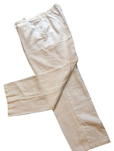 Kleen Wide Leg Pants White