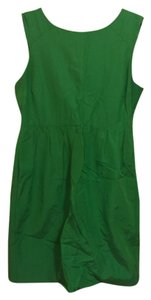 J.Crew short dress Green on Tradesy