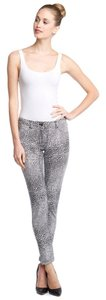 J. McLaughlin 'becca' Python Jeggings-Medium Wash
