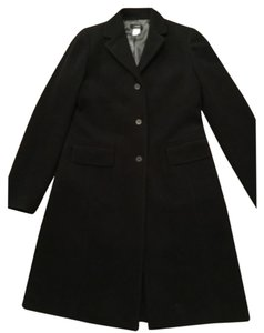 J.Crew 80% Wool 20% Cashmere. Knee Length Wool Coat. Pea Coat