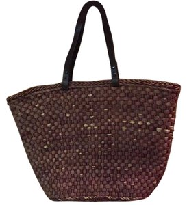 Gap Tote in Brown