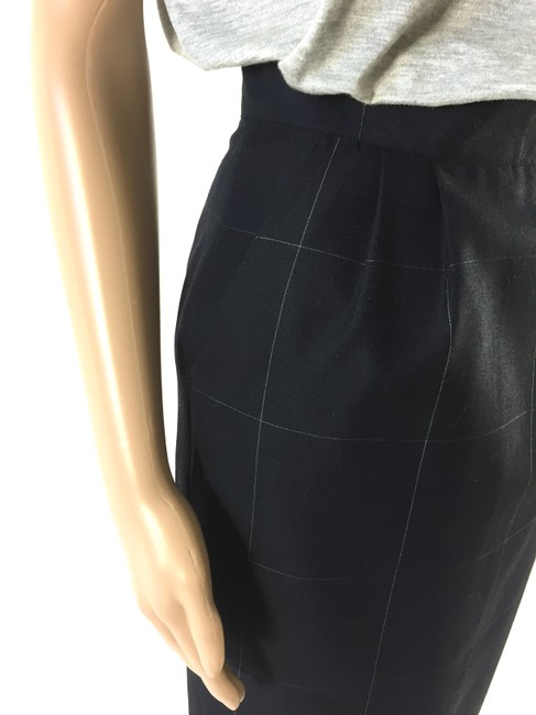 Vertigo Paris Designer Pencil Small Skirt Navy Blue Image 3