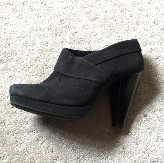 Kenneth Cole Reaction Chunky Blac Boots Image 2