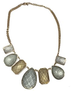 Macy's Chunky Statement Piece Necklace