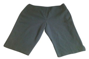 New York & Company Capris charcoal