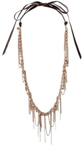 Stella & Dot Alexa Fringe Necklace