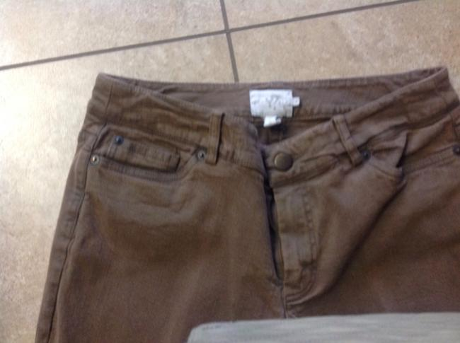 Preload https://item4.tradesy.com/images/brown-light-wash-perfect-condition-small-8-boot-cut-jeans-size-32-8-m-1081928-0-0.jpg?width=400&height=650