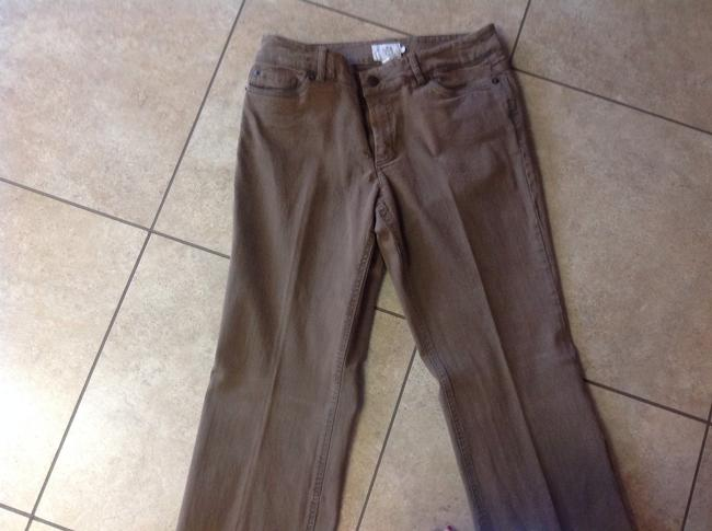 Y? Morrisey Perfect Condition Small 8 Boot Cut Jeans-Light Wash