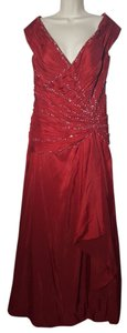 Jovani Prom Ball Gown Beaded Rhinestones Dress
