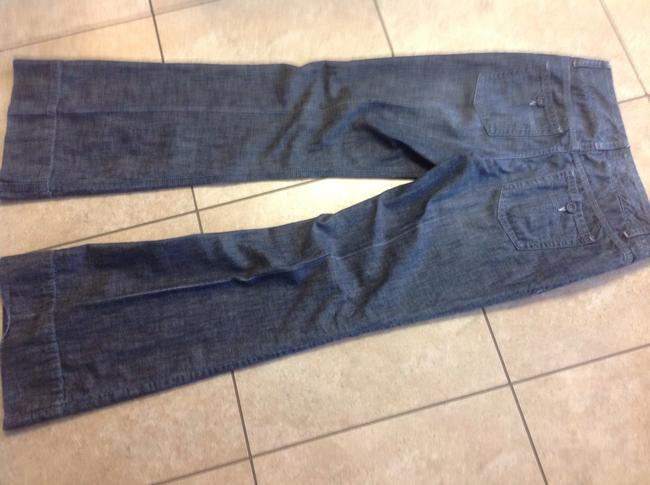 White House | Black Market Boot Cut Jeans-Medium Wash