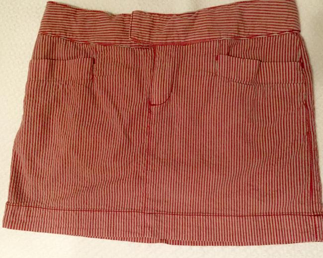 Preload https://img-static.tradesy.com/item/10820086/american-eagle-outfitters-red-striped-seersucker-patterned-miniskirt-size-2-xs-26-0-2-650-650.jpg