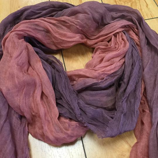 Zadig & Voltaire Zadig and Voltaire Bahamas Blush Scarf Image 2