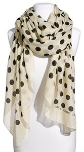 Marc Jacobs MARC BY MARC JACOBS 'Hot Dot' Cashmere & Silk Scarf
