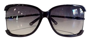 Bottega Veneta BV132S oversized sunglasses