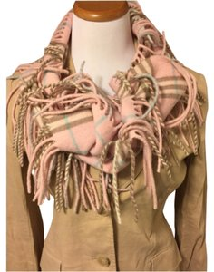 Burberry London Burberry London Pink Scarf