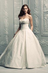Paloma Blanca 4203 Wedding Dress
