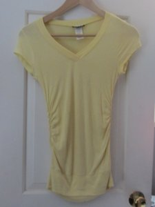 Wet Seal T Shirt yellow