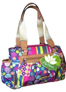Lily Bloom Satchel in Multi-color