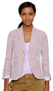 J.Crew Red Currant Blazer