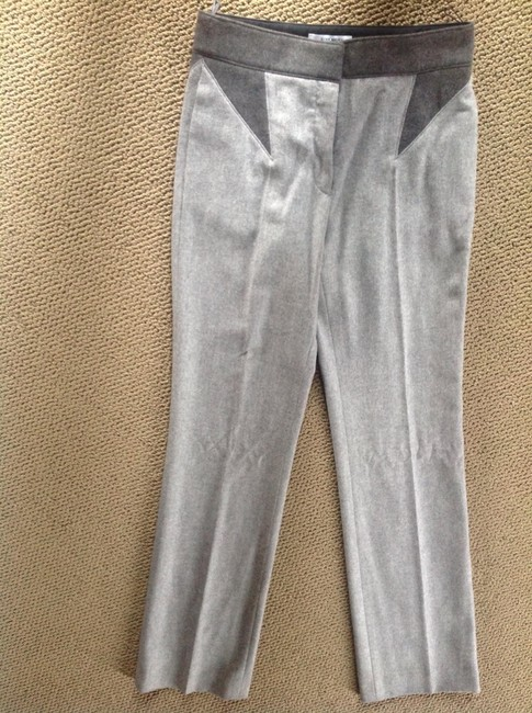 Givenchy Price I Paid 281.99 High Waist Trouser Pants Grey
