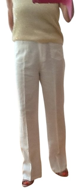 Other Relaxed Pants White