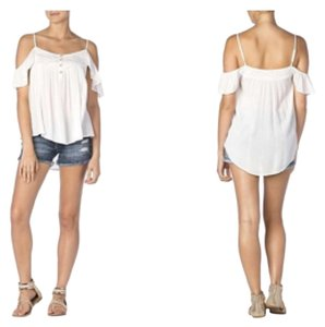 Miss Me Top White