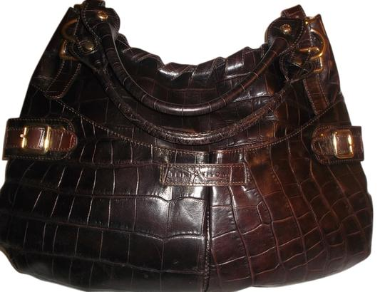 Preload https://img-static.tradesy.com/item/10824802/plinio-visona-croco-embossed-italy-dk-brown-leather-hobo-bag-0-3-540-540.jpg
